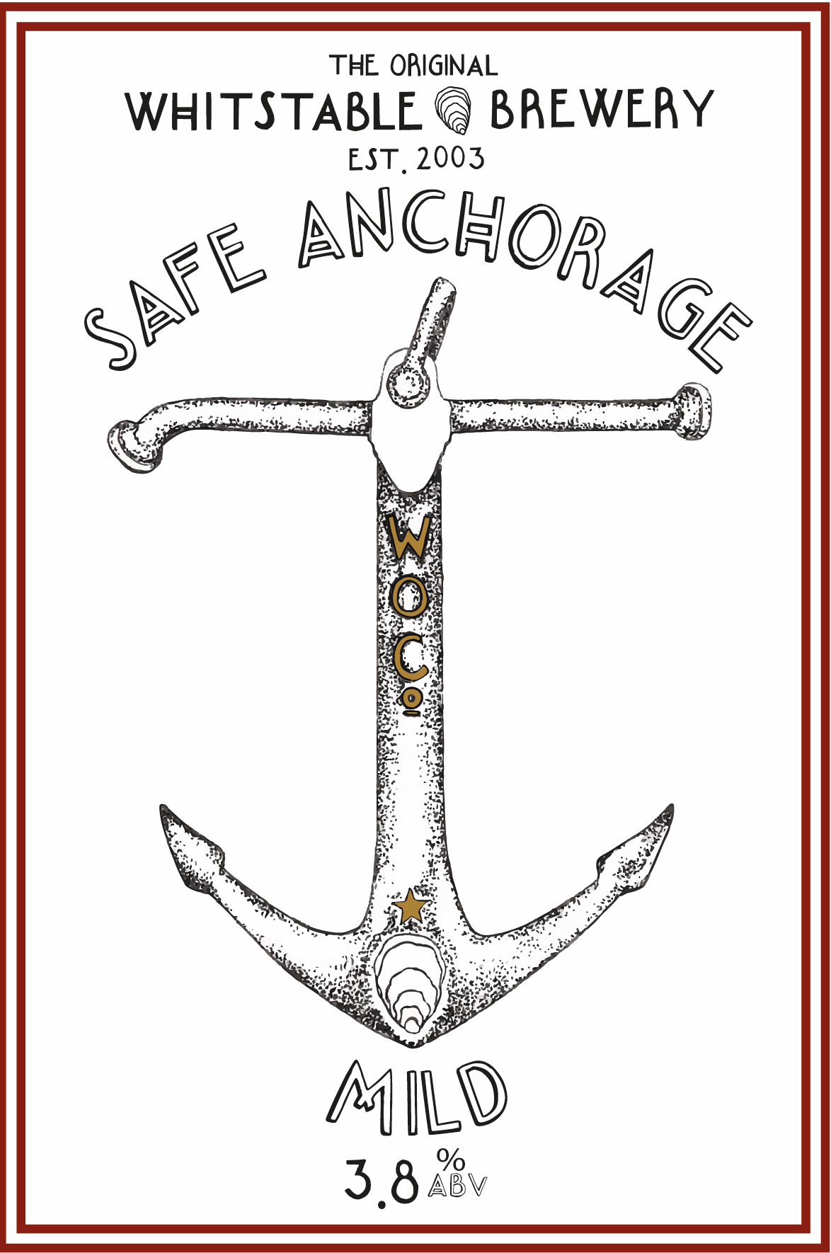 Safe Anchorage Ruby Mild