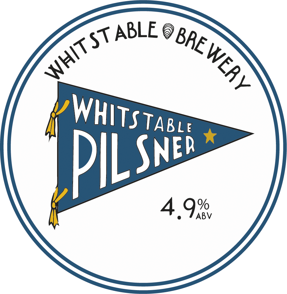 Whitstable Pilsner