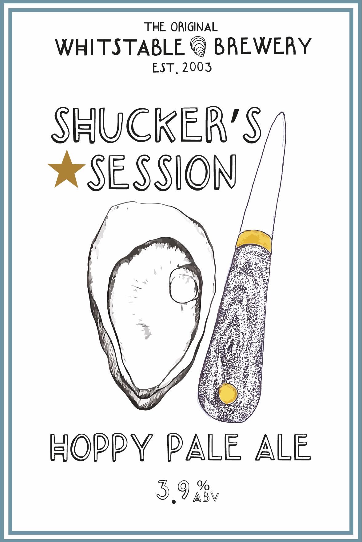 Shucker's Session Hoppy Pale Ale