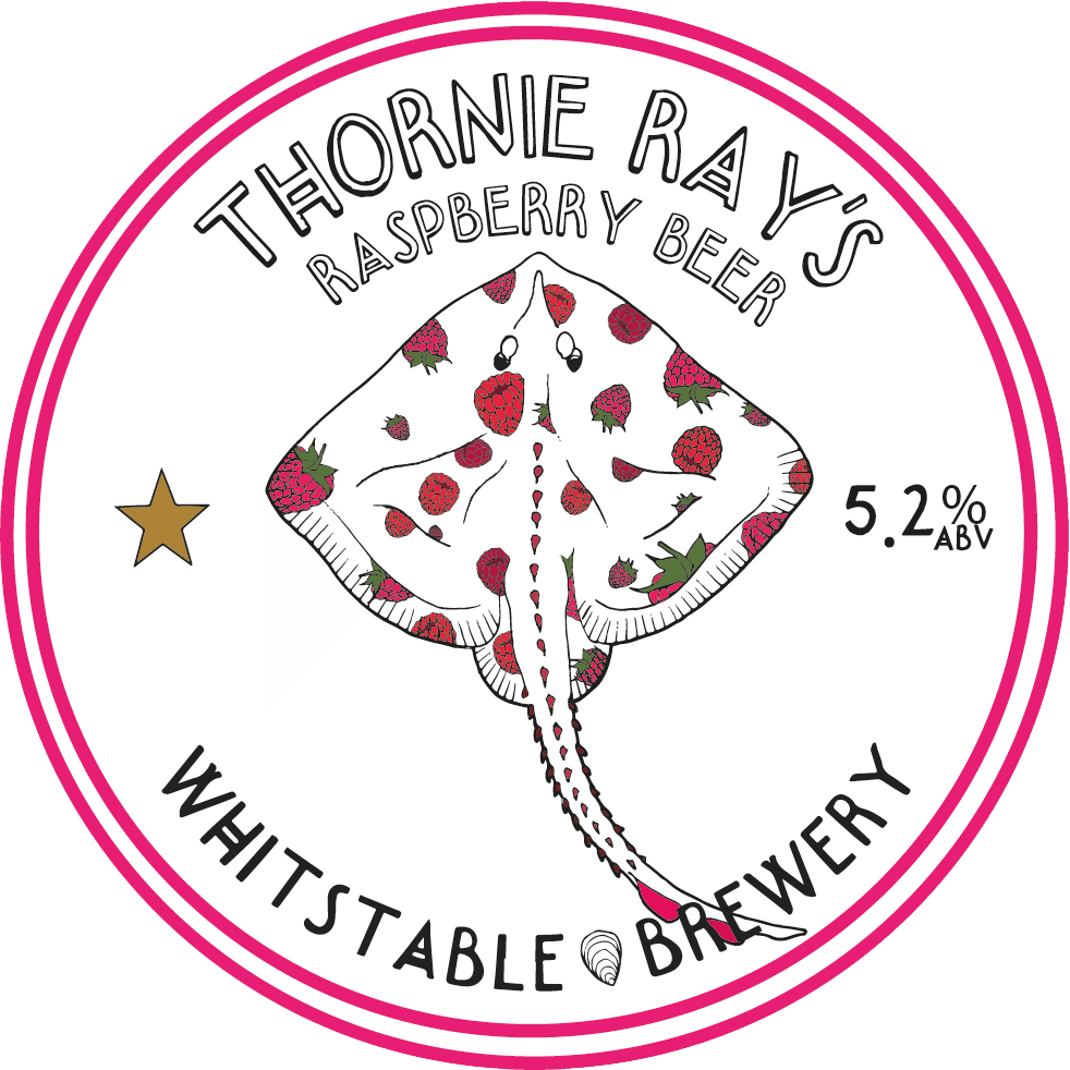 Thornie Ray's Raspberry Beer